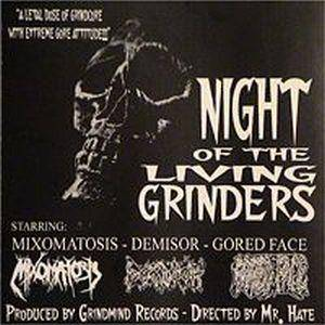 Cover - Mixomatosis: Night Of The Living Grinders