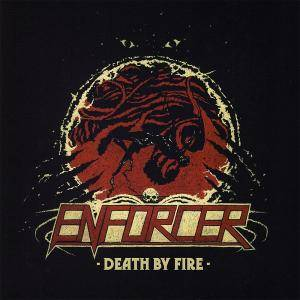 Cover - Enforcer: Death By Fire
