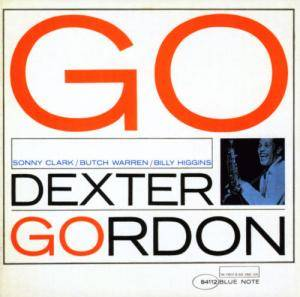 Cover - Dexter Gordon: Go