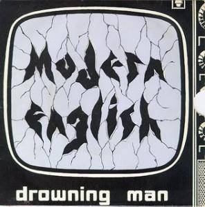 Cover - Modern English: Drowning Man