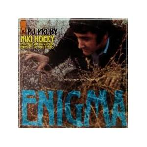 Cover - P.J. Proby: Enigma