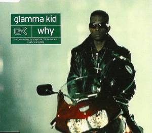 Glamma Kid: Why - Cover