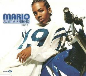 Cover - Mario: Just A Friend 2002