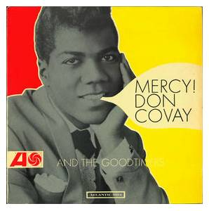 Cover - Don Covay: Mercy!