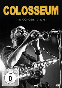 Cover - Colosseum: In Concert / 1971