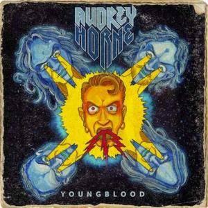Audrey Horne: Youngblood - Cover