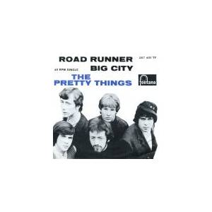 Cover - Pretty Things, The: Road Runner
