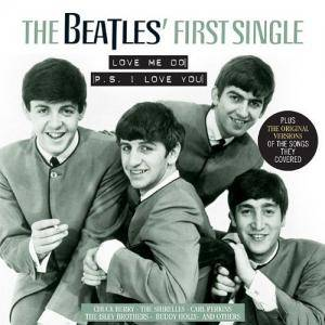 Cover - Barrett Strong: Beatles' First Single Plus The Original Versions Of The Songs They Covered, The
