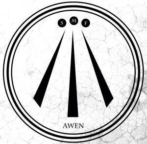 Sandford Music Factory: Awen - Cover
