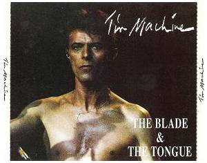 Tin Machine: Blade & The Tongue, The - Cover