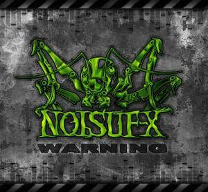 Cover - NOISUF-X: Warning