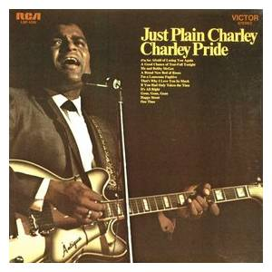 Cover - Charley Pride: Just Plain Charley
