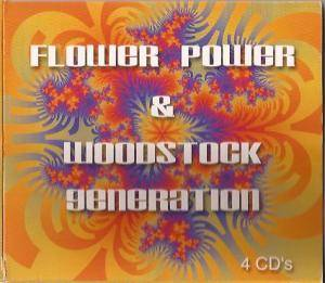 Cover - Crosby & Nash: Flower Power & Woodstock Generation