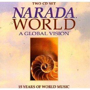 Cover - Nando Lauria: Narada World 15 Years Of World Music