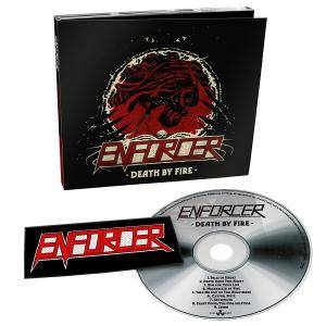 Enforcer: Death By Fire (CD) - Bild 2