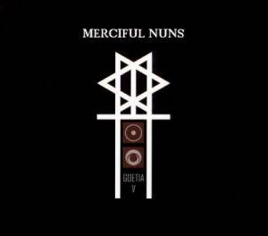 Merciful Nuns: Goetia V - Cover