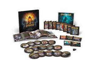Blind Guardian: A Traveler's Guide To Space And Time (15-CD) - Bild 5