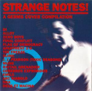 Strange Notes! A Germs Cover Compilation - Cover