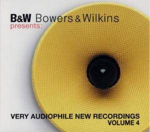 Cover - Eugene Ruffolo: B&W Bowers & Wilkens Presents Very Audiophile New Recordings Volume 4