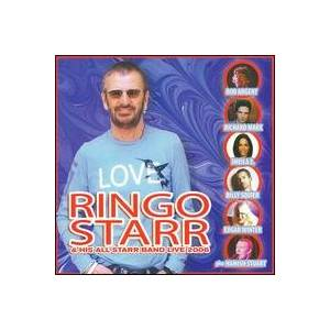 Cover - Ringo Starr And His All Starr Band: Live 2006