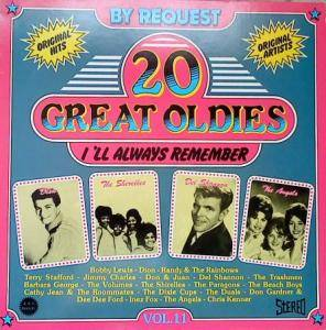 Cover - Volumes, The: By Request - 20 Great Oldies - Vol.11