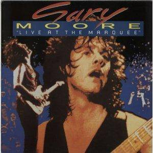 Gary Moore: Live At The Marquee - Cover