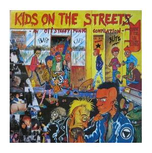 Kids On The Streets - Cover
