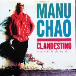 Manu Chao: Clandestino - CD, Bootleg