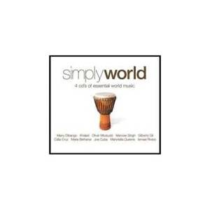 Cover - Ismael Rivera: Simply World - World Party