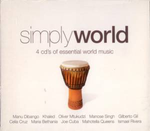 Cover - Miriam Makeba & The Skylarks: Simply World - African Moves