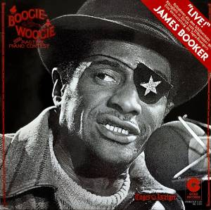 "Cover - James Booker: ""Live!"""
