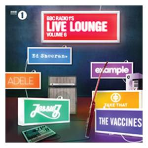 BBC Radio 1 - Radio 1's Live Lounge - Volume 6 - Cover