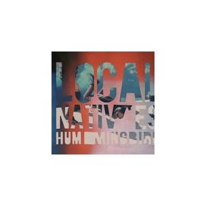 Local Natives: Hummingbird - Cover