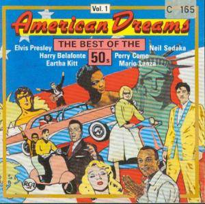 Cover - Pee Wee King & His Golden West Cowboys: American Dreams - The Best Of The 50's, Vol. 1