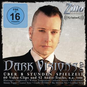 Zillo - Dark Visions - Cover
