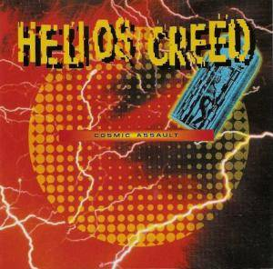 Cover - Helios Creed: Cosmic Assault