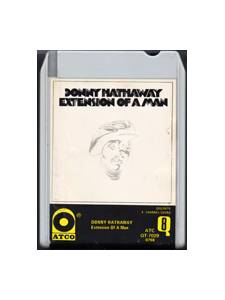 Donny Hathaway: Extension Of A Man (8-Track Cartridge) - Bild 1