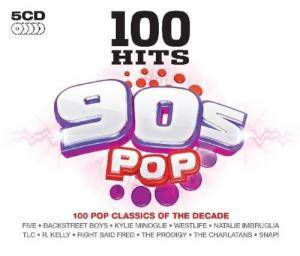 Cover - Natalie Imbruglia: 100 Hits 90s Pop