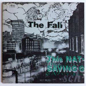 The Fall: This Nation's Saving Grace (LP) - Bild 1