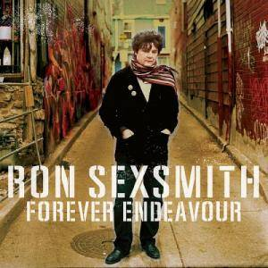 Cover - Ron Sexsmith: Forever Endeavour