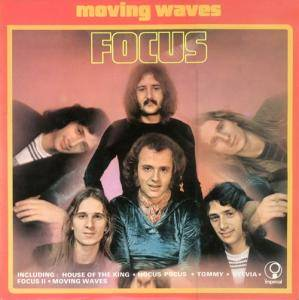 Focus: Moving Waves - Cover