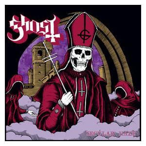 Ghost: Secular Haze - Cover