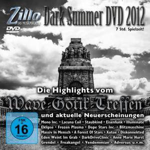 Zillo Dark Summer DVD 2012 - Cover