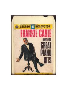 Cover - Frankie Carle: Frankie Carle Plays The Great Piano Hits