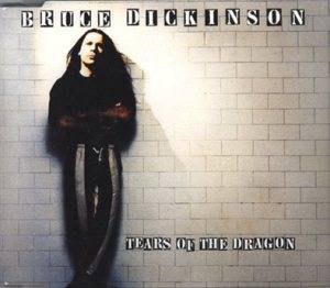 Bruce Dickinson: Tears Of The Dragon - Cover