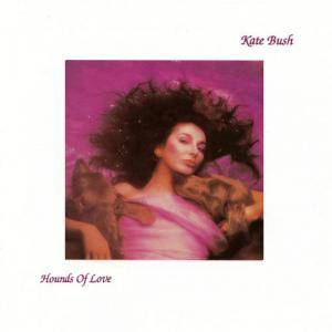 Cover - Kate Bush: Hounds Of Love