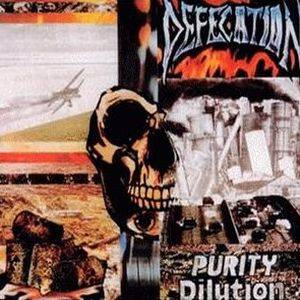 Defecation: Purity Dilution - Cover