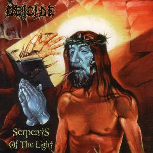 Deicide: Serpents Of The Light - Cover