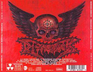 Dismember: Massive Killing Capacity (CD) - Bild 2