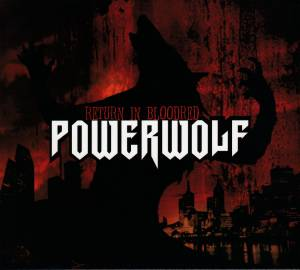 Powerwolf: Return In Bloodred (CD) - Bild 1